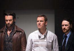 X-Men: Zukunft ist Vergangenheit mit Hugh Jackman,...cAvoy