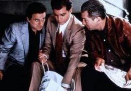 Goodfellas - Joe Pesci, Ray Liotta und Robert De Niro