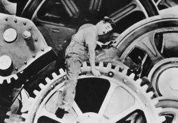 Moderne Zeiten - Charlie Chaplin