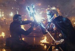Star Wars: Die letzten Jedi mit John Boyega und...istie