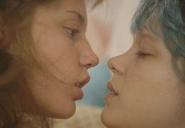 Blau ist eine warme Farbe mit Adèle Exarchopoulos und...ydoux