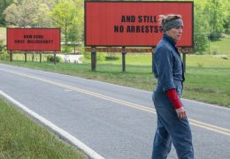 Three Billboards Outside Ebbing, Missouri mit Frances...rmand