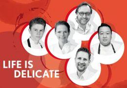 Die Spitzenköche des zwölften Kulinarischen Kinos...c Ngo