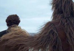 Han Solo mit Alden Ehrenreich