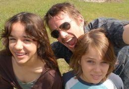 Boyhood mit Lorelei Linklater, Ethan Hawke und Ellar...trane