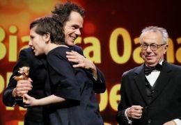 Jury-Präsident Tom Tykwer und Berlinale-Direktor...tilie