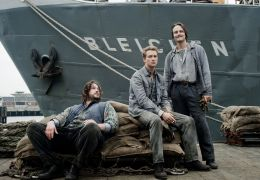 Wir wollten aufs Meer - Matze (Ronald Zehrfeld),...Hafen