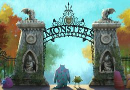 Die Monster Uni - Concept Art