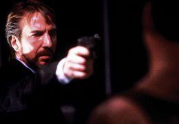 Stirb langsam - Alan Rickman und Bruce Willis