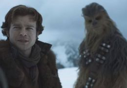Solo: A Star Wars Story mit Alden Ehrenreich