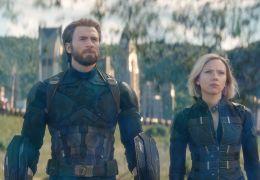 Avengers: Infinity War mit Chris Evans und Scarlett...nsson