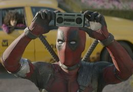 Deadpool 2 - Zazie Beetz und Ryan Reynolds