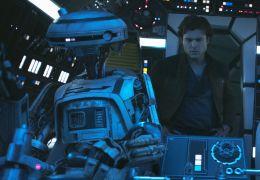 Solo: A Star Wars Story - Phoebe Waller-Bridge, Alden...lover