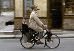 Mein Onkel - Alain Bécourt und Jacques Tati