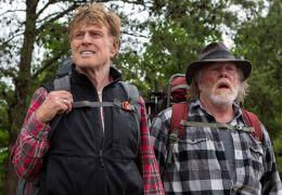 Picknick mit Bären - Robert Redford und Nick Nolte