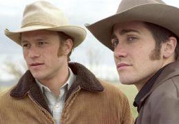 Brokeback Moutain - Heath Ledger und Jake Gyllenhaal