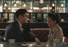 Crazy Rich - Henry Golding und Constance Wu