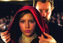 The Illusionist - Jessica Alba und Edward Norton