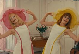 Die Mädchen von Rochefort - Catherine Deneuve und...orleac