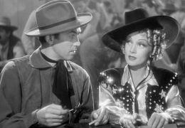 Der große Bluff - James Stewart und Marlene Dietrich