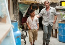 Get the Gringo - Driver (Mel Gibson) und Kid (Kevin...ch an