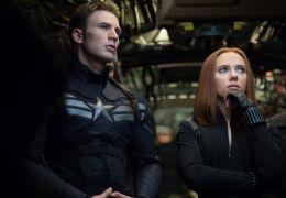 The Return of the First Avenger - Captain America...sson)
