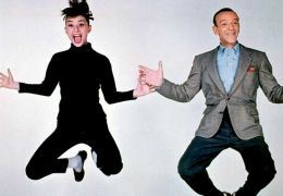 Funny Face - Audrey Hepburn und Fred Astaire