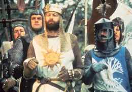 Die Ritter der Kokosnuss - Eric Idle, John Cleese,...Palin