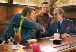 Once Upon a Time in Hollywood - Brad Pitt, Leonardo...acino