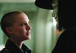 V wie Vendetta - Natalie Portman und Hugo Weaving