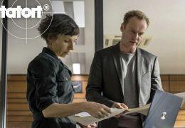 TATORT Der gute Weg - Meret Becker und Mark Waschke