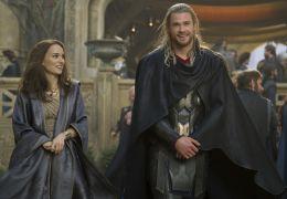 Thor: The Dark Kingdom - Natalie Portman und Chris...worth