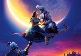 Aladdin - US-Poster