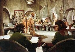 Planet der Affen - Charlton Heston