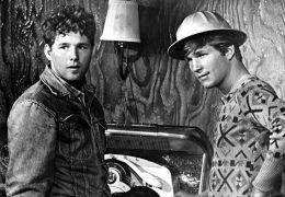 Die letzte Vorstellung - Timothy Bottoms und Jeff Bridges