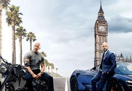 Fast & Furious: Hobbs & Shaw - Poster