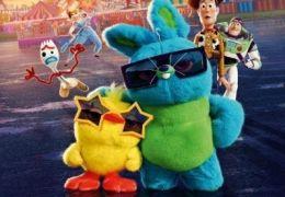 Toy Story 4: Alles hört auf kein Kommando - Poster