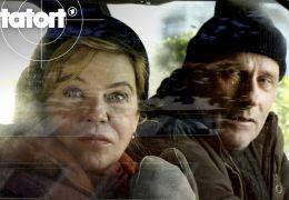 TATORT Falscher Hase - Margarita Broich und Wolfram Koch