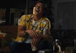 Once Upon a Time in Hollywood - Brad Pitt und...aprio