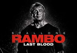 Rambo: Last Blood - US-Poster