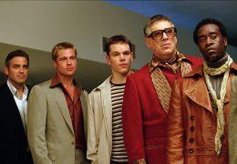 Oceans Eleven - George Clooney, Brad Pitt, Matt...eadle