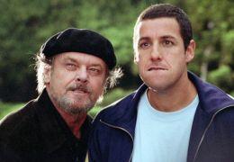 Die Wutprobe - Jack Nicholson und Adam Sandler