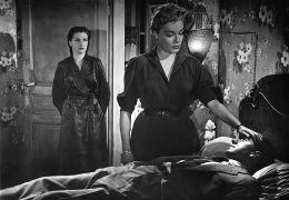 Die Teuflischen - Vera Clouzot, Simone Signoret und...risse