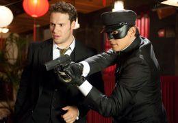 The Green Hornet - Seth Rogen und Jay Chou
