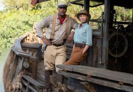 Jungle Cruise Dwayne Johnson und Emily Blunt