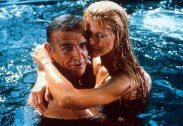 Sag niemals nie - Sean Connery und Kim Basinger
