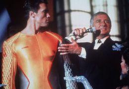 The Running Man - Arnold Schwarzenegger und Richard Dawson