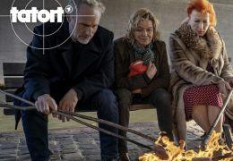 TATORT Funkstille - Wolfram Koch und Margarita Broich