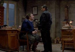 Eine reine Formalität - Gerard Depardieu und Roman Polanski