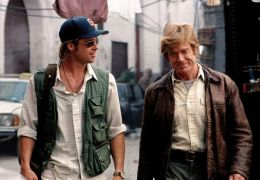 Spy Game - Brad Pitt und Robert Redford